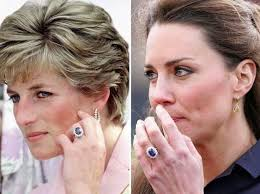 kate engagement ring the definitive list of royal engagement rings