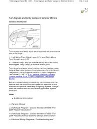 download passat 3c b6 auto hold diy docshare tips