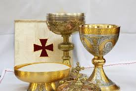 the thanksgiving offering made by the priest melchizedek in the