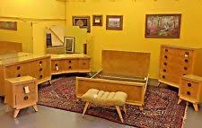 mid century modern antique beds u0026 bedroom sets ebay