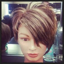 best highlights for pixie dark brown hair 18 best highlights for short hair images on pinterest short