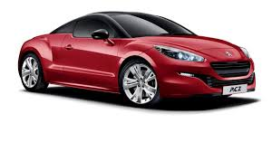 peugeot convertible rcz peugeot rcz red carbon announced for the u k