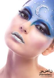 unbelievably fantastic face painting ideas for beginners moon