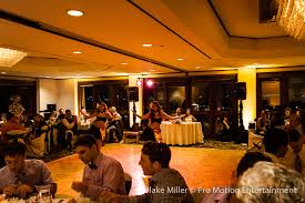 san diego wedding dj jeff cheryl s san diego wedding at catamaran san diego wedding