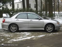 subaru wrx hatch silver 2005 subaru impreza information and photos zombiedrive