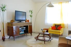 prepossessing contemporary mid century modern living room with