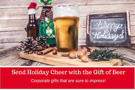 corporate beer gift baskets www givethembeer com