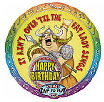 singing birthday balloons 28 jumbo singing balloon happy birthday opera style