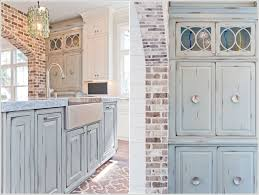 cabinet styles cabinet styles that go well in a brick wall kitchen