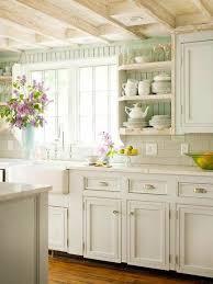 cuisines blanches 53 variantes pour les cuisines blanches style rustique cuisine