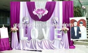 wedding backdrop on stage wedding stage backdrop for decoration backdrop pipe and drape for