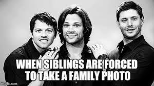 Supernatural Memes - supernatural family imgflip