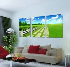 oil painting harvest promotion shop for promotional oil painting