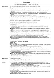 Self Storage Manager Resume Connectivity Product Manager Resume Samples Velvet Jobs