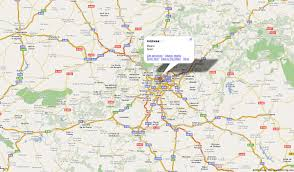 Madrid Airport Map Map Of Madrid Spain Madrid Maps And Online Tourist Information