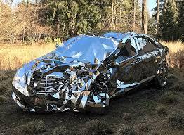 Broken Car Meme - wrecked car decorated with broken mirrors album on imgur