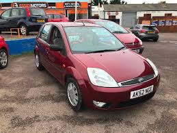 used ford fiesta 2002 for sale motors co uk