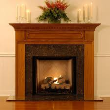 16 beautiful fireplace mantel design ideas that will inspire you dashing wall mount honey wood