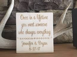 sayings for wedding signs wood sign wedding wood signs engraved mini wood sign block