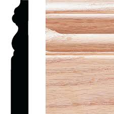 chair rail molding home depot royal mouldings creations series