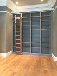 Bookcase Ladder Blog Bespoke Fitted Furniture Specialists In Essex Herts And