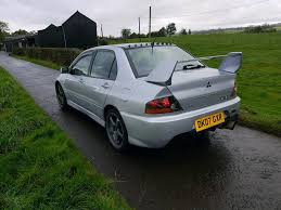 mitsubishi evo 9 fq320 in glasgow gumtree