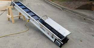 conveyorease portable low cost conveyors residential portable