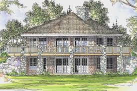 contemporary prairie style house plans basement view prairie style house plans with walkout basement