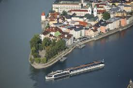 Passau Germany Map by Luxury River Cruise Line Europe Asia Africa Amawaterways
