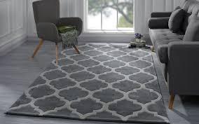 fes modern moroccan trellis pattern 5x7 rug sofamania com