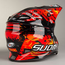 suomy helmets motocross suomy mr jump maori mx helmet red quick dispatch 24mx