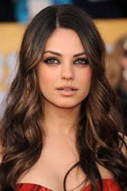 best hair color for latinas chocolate brown hair with caramel highlights pictures hairstyles