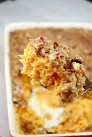praline sweet potato casserole sides for thanksgiving best recipe