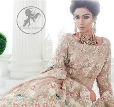 Bridle Dress Latest Pakistani Fashion 2017 Bridal Dresses Formal Wear