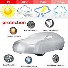 lexus rx300 snow amazon com uxcell yl waterproof breathable full car cover sun uv