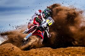 honda racing motocross monster energy honda dakar ready transworld motocross