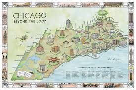 Chicago Crime Map By Neighborhood by 6 Things The News Will Never Tell You On Chicago U0027s South Side
