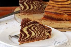zebra cake home cooking adventure