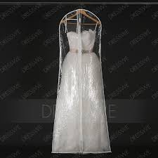 wedding dress garment bag 180cm sided transparent wedding garment bag 11499916