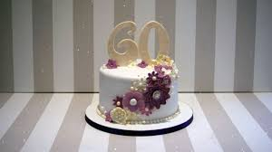 wedding anniversary cakes 60th wedding anniversary cake bakealous