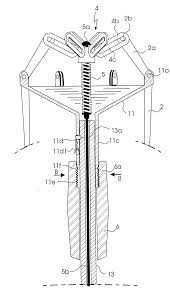 patent us20080190469 electrical umbrella and canopy mechanism