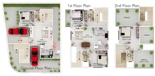 Duplex Floor Plan by Gallery U2013 Dsk Group Chandrapur