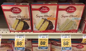 betty crocker frosting and cake mix for 0 88 each no coupon