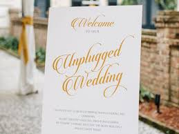 Photo Wedding Invitations The New Rules Of Wedding Etiquette