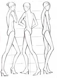 fashion sketches body template fashion sketches body on how to