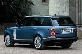 range rover light blue range rover debuts p400e plug in hybrid due for 2019 automobile