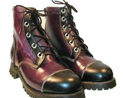 womens boots purple purple boots etsy