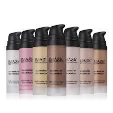 imagic brand 30ml liquid highlighter gold tone makeup gel face