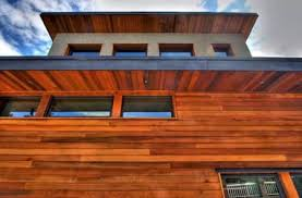wood paneling exterior how to choose the best exterior cladding pros and cons of each