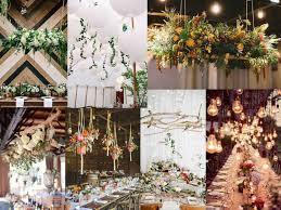 d coration florale mariage fleurs de mariage les tendances de 2017 sont ici